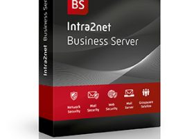 Intra2net BusinessServer Verpackung