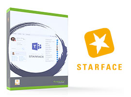 STARFACE Modul MS Teams Verpackung