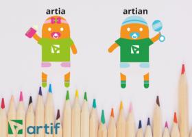 Artia und Artian Kinder von Arti